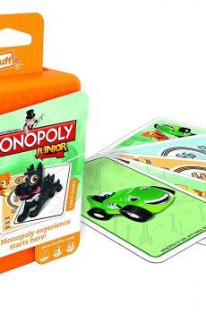 Shuffle Go MONOPOLY JUNIOR