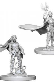 D&D Nolzur's Marvelous Miniatures: Elf Female Druid