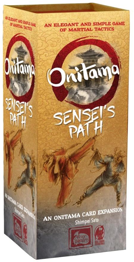 Onitama: Sensei`s Path Expansion