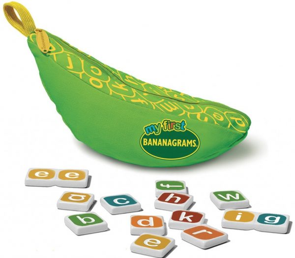 My First Bananagrams