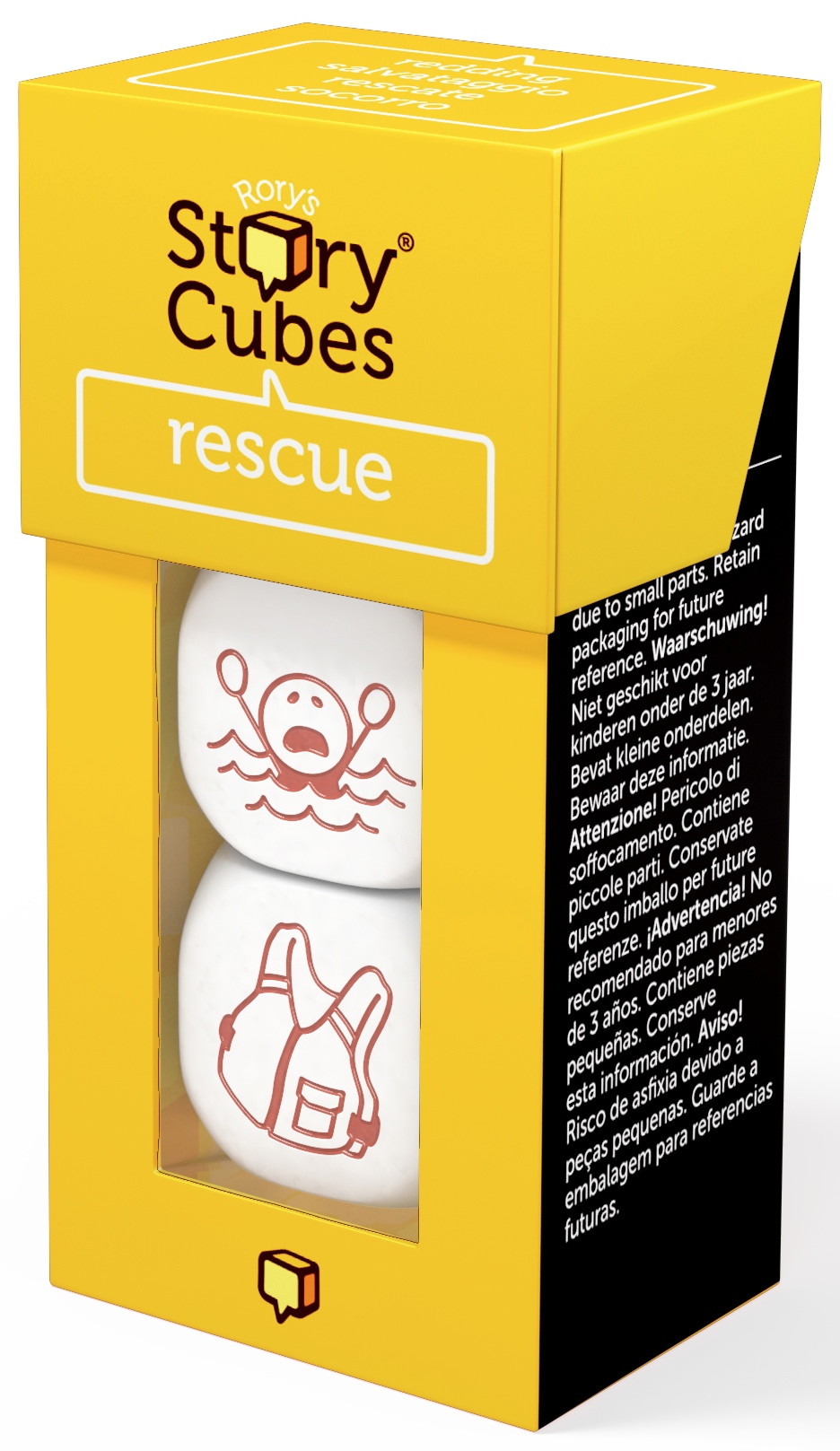 Rory story Cubes Mix Rescue