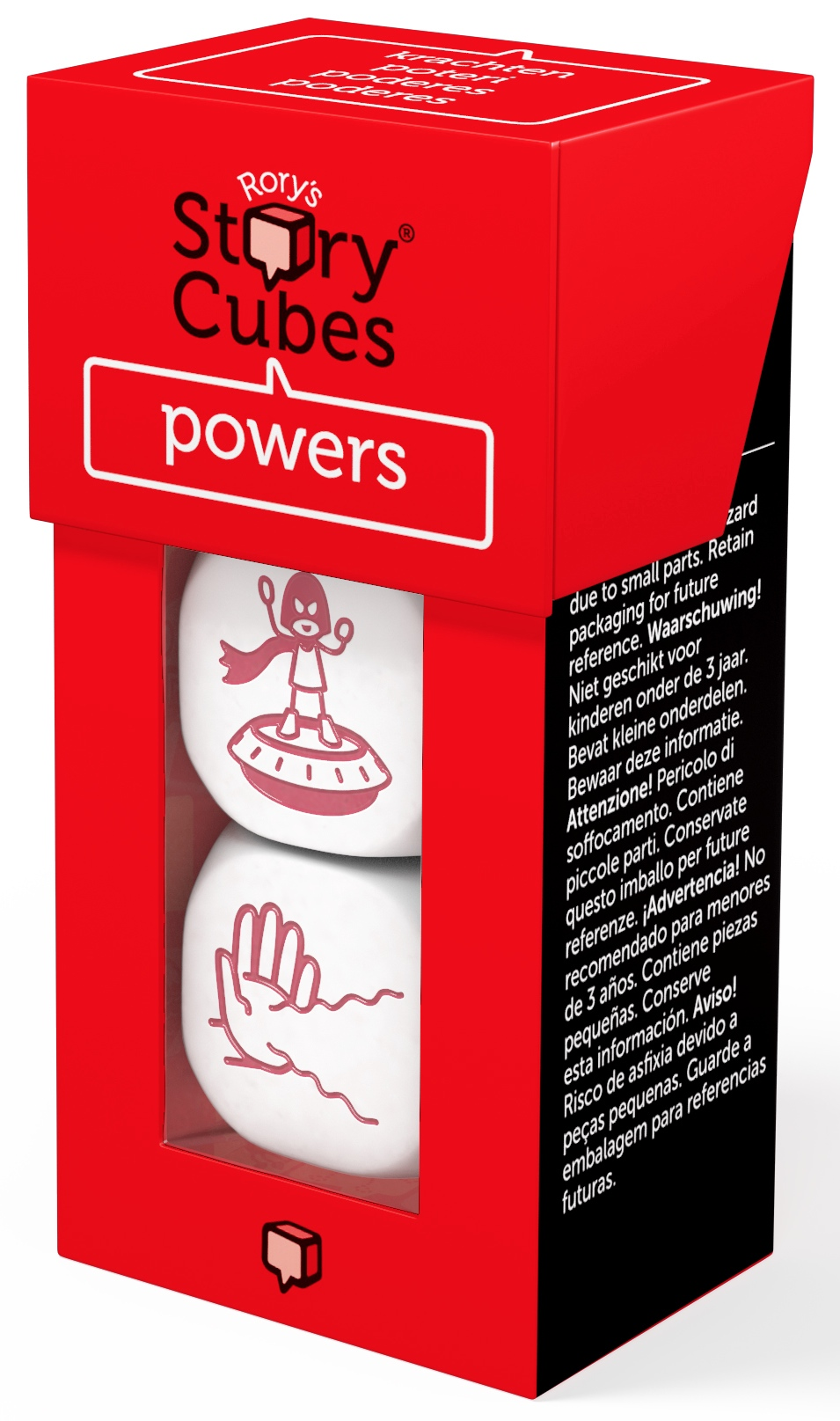 Rory Story Cubes Mix Powers