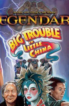 Legendary Big Trouble Little China