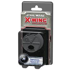 X-WING | Imperial Maneuver Dial Upgrade Kit