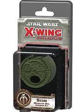 X-WING | Scum Maneuver Dial Upgrade Kit