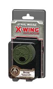 X-WING | Scum Maneuver Dial Upgrade Kit