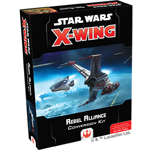 X-WING | Rebel Alliance Conversion Kit