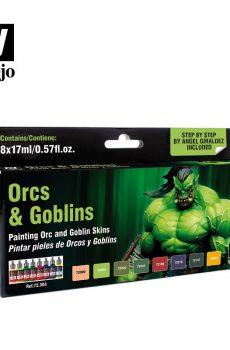 Orcs & Goblins (8) by Angel Giraldez 17 ml.