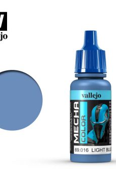 Light Blue 17 ml.