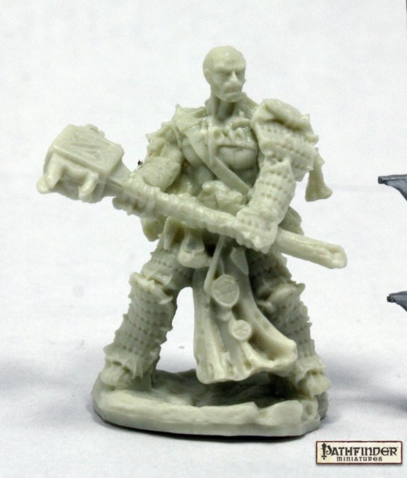 Reaper 89034: Crowe, Iconic Bloodrager  Plastic Miniature