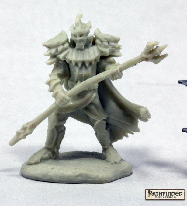 Reaper 89043: Vagorg, Half Orc Sorcerer  Plastic Miniature