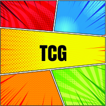 TRADING CARD GAMES (TCG's)
