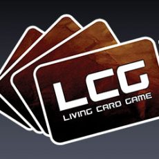 Living Card Games